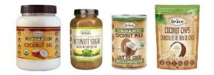 Value Added Coconut Products