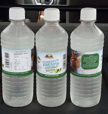 Safety and Quality in Coconut Water Bottling Operations
