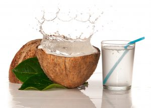 Processing Coconut Water